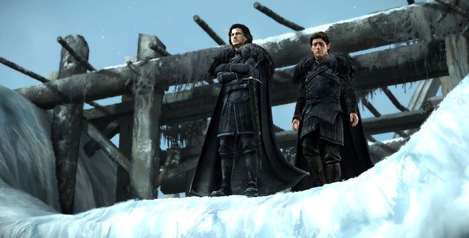 Game of Thrones: Episode 2 – The Lost Lords - Test