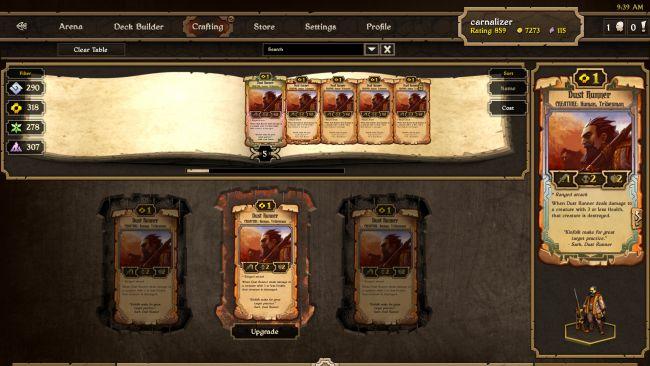 Scrolls - Screenshots - Bild 18