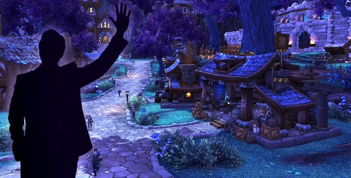 World of Warcraft: Warlords of Draenor - Special