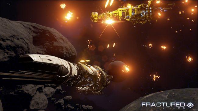 Fractured Space - Screenshots - Bild 11