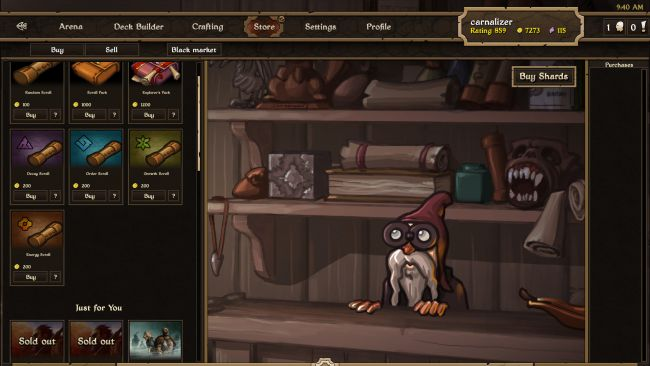 Scrolls - Screenshots - Bild 30