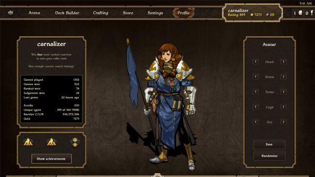 Scrolls - Screenshots - Bild 28