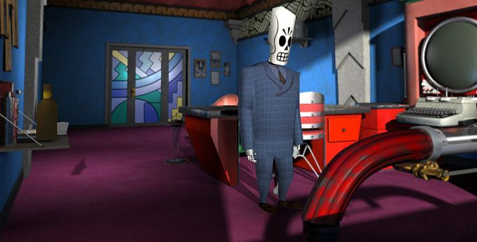 Grim Fandango Remastered - Test