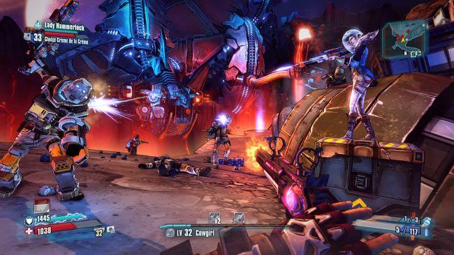 Borderlands: The Pre-Sequel - DLC: Lady Hammerlock Pack - Screenshots - Bild 3