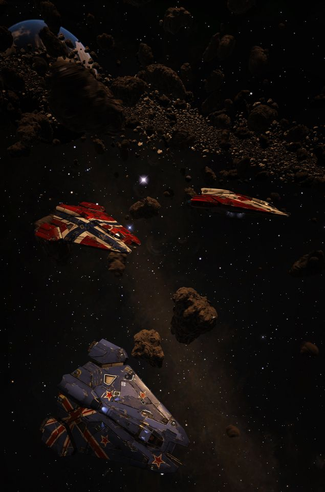 Elite: Dangerous - Screenshots - Bild 59