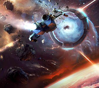 Sid Meier's Starships - Test