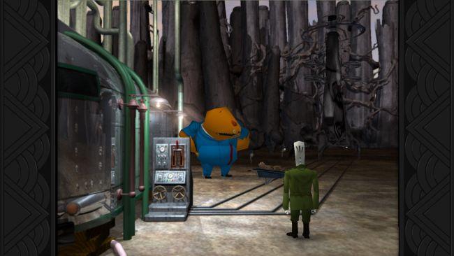 Grim Fandango Remastered - Screenshots - Bild 9