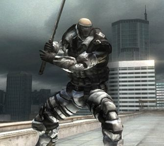 Metal Gear Rising: Revengeance - Test