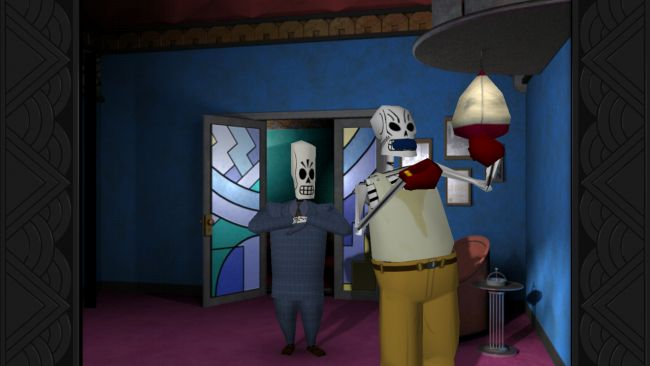 Grim Fandango Remastered - Screenshots - Bild 7