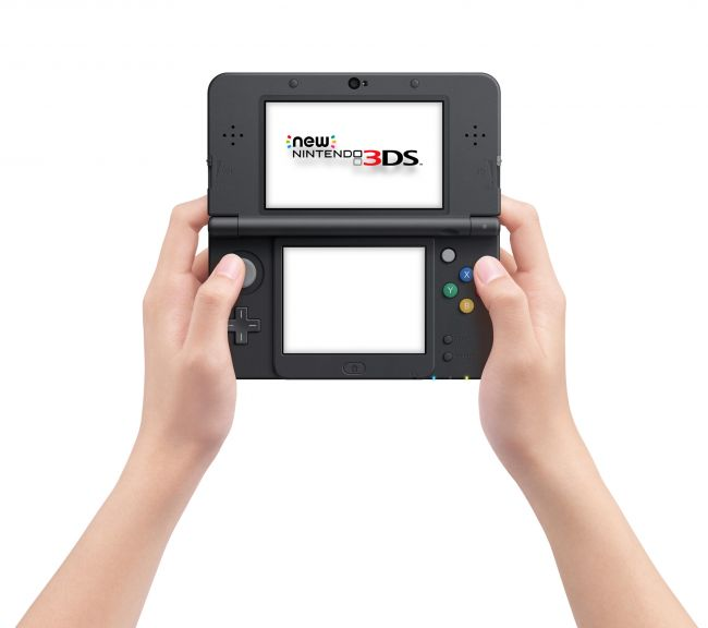 New Nintendo 3DS - Artworks - Bild 1
