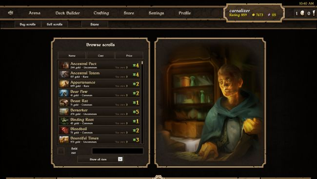Scrolls - Screenshots - Bild 16