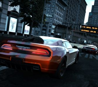 Ridge Racer: Unbounded - Test