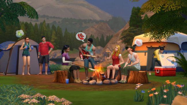 Die Sims 4 - DLC: Outdoor-Leben - Screenshots - Bild 4