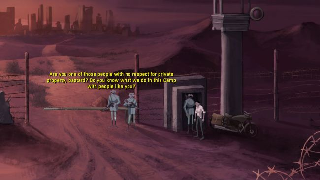 Dead Synchronicity: Tomorrow Comes Today - Screenshots - Bild 2