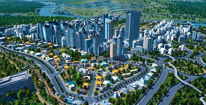 Cities: Skylines - Test