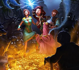 The Book of Unwritten Tales 2 - Test