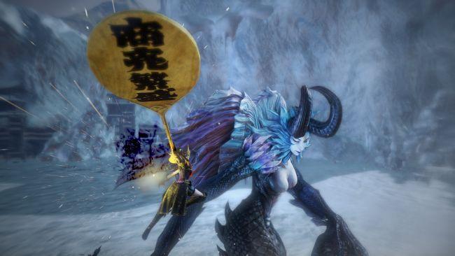 Toukiden: Kiwami - Screenshots - Bild 1