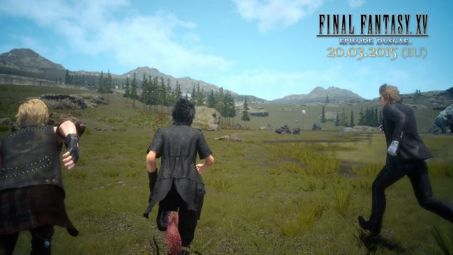 Final Fantasy XV - Screenshots - Bild 1