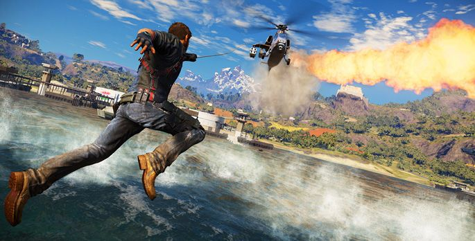 Just Cause 3 - Special