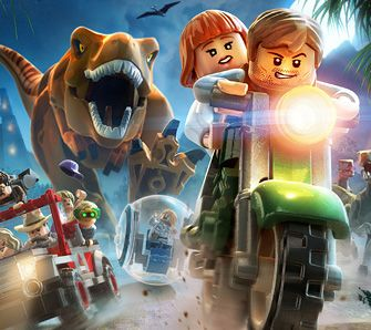 LEGO Jurassic World - Preview