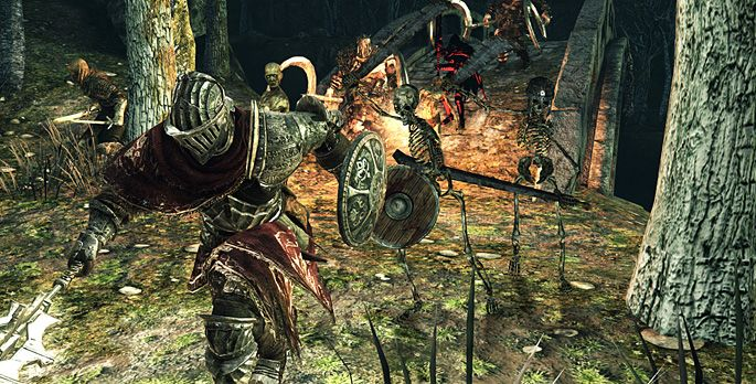Dark Souls II: Scholar of the First Sin - Test