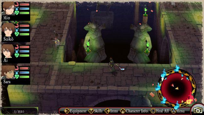 Oreshika: Tainted Bloodlines - Screenshots - Bild 6
