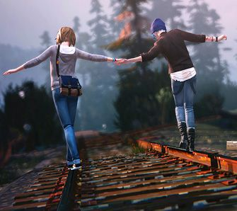 Life is Strange: Episode 2 - Test