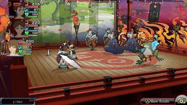 Oreshika: Tainted Bloodlines - Screenshots - Bild 1