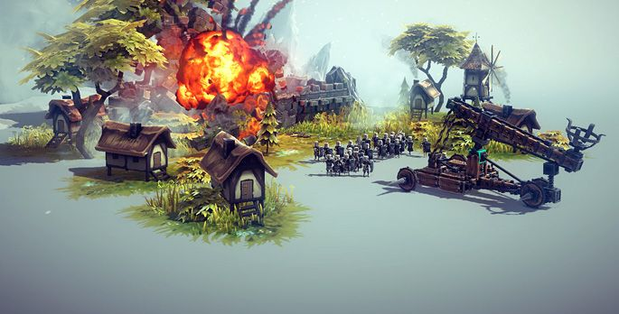 Besiege - Preview