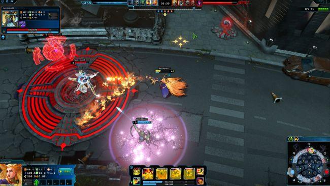 Infinite Crisis - Screenshots - Bild 16