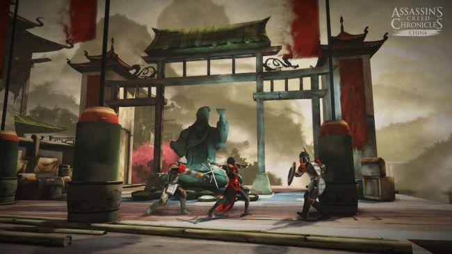 Assassin's Creed Chronicles - Screenshots - Bild 1