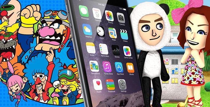Nintendo vs. Smartphone - Special