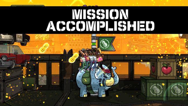 Tembo The Badass Elephant - Screenshots - Bild 10