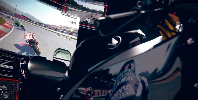 MotoGP 15 - Test