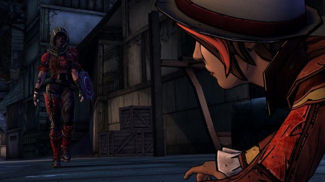 Tales from the Borderlands - Episode 2: Atlas Mugged - Screenshots - Bild 1