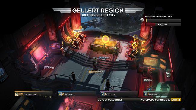 Helldivers - Screenshots - Bild 1