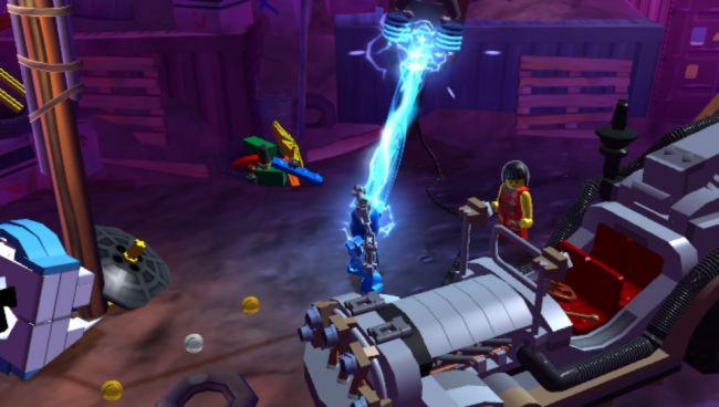 LEGO Ninjago: Schatten des Ronin - Screenshots - Bild 10