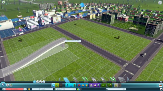 Cities: Skylines - Screenshots - Bild 1