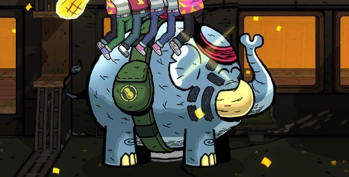 Tembo the Badass Elephant - Test