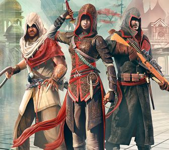 Assassin's Creed Chronicles: China - Vorschau