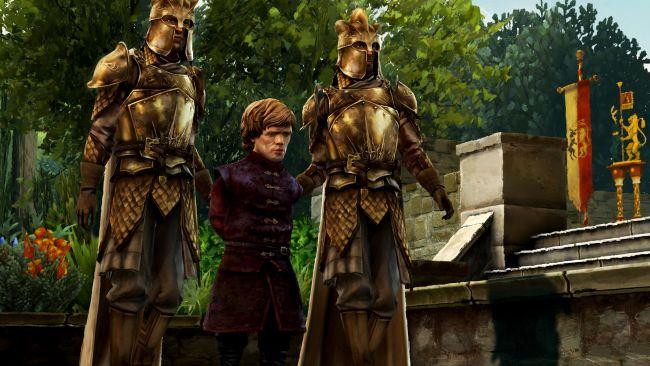 Game of Thrones: A Telltale Games Series - Episode 3 - Screenshots - Bild 5