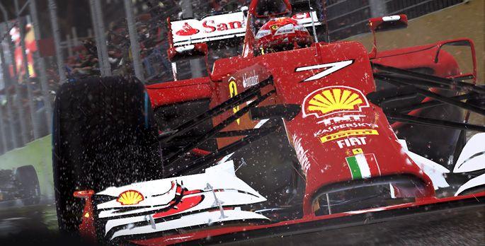 F1 2015 - Test