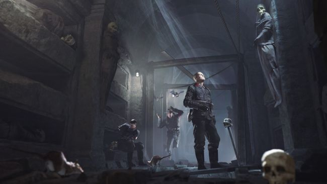 Wolfenstein: The Old Blood - Screenshots - Bild 3