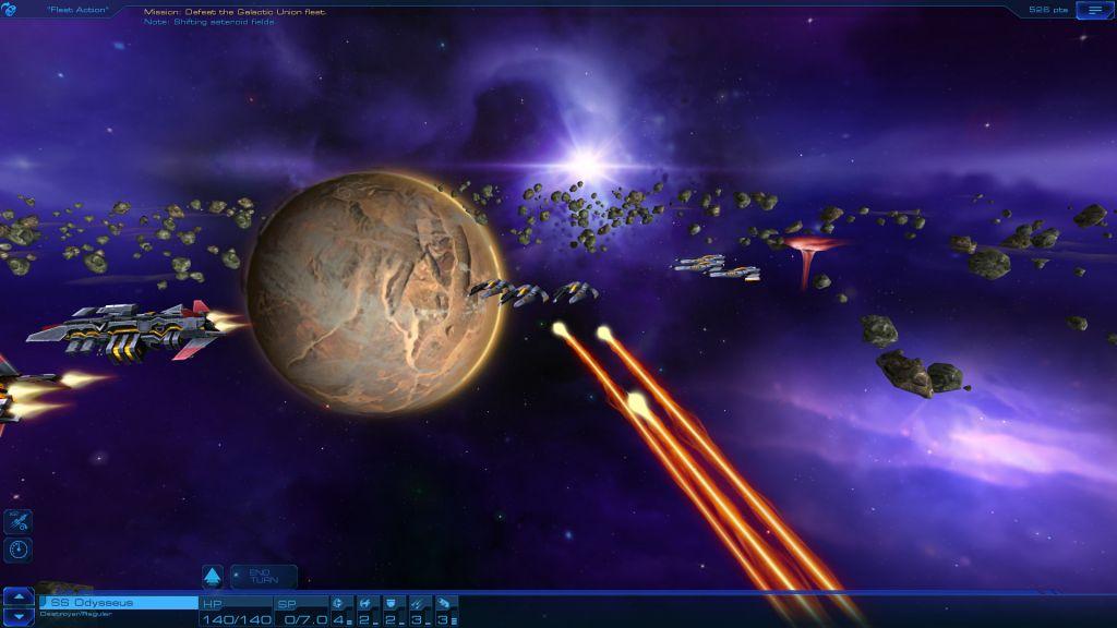 acht planeten spiel