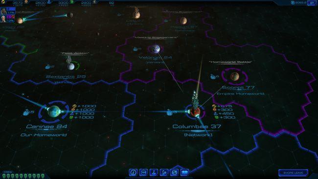 Sid Meier's Starships - Screenshots - Bild 1