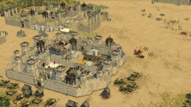 Stronghold Crusader 2 - DLC: Invasionen - Screenshots - Bild 2
