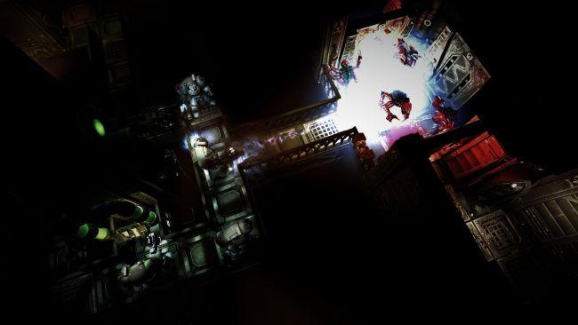 Space Hulk: Ascension - DLC: Dark Angels - Screenshots - Bild 5