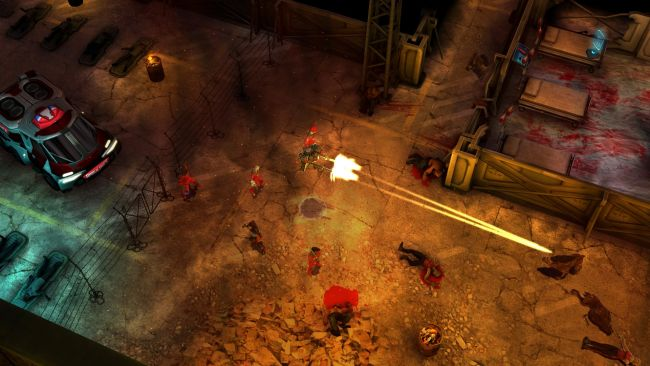 Shadowrun Chronicles: Boston Lockdown - Screenshots - Bild 34
