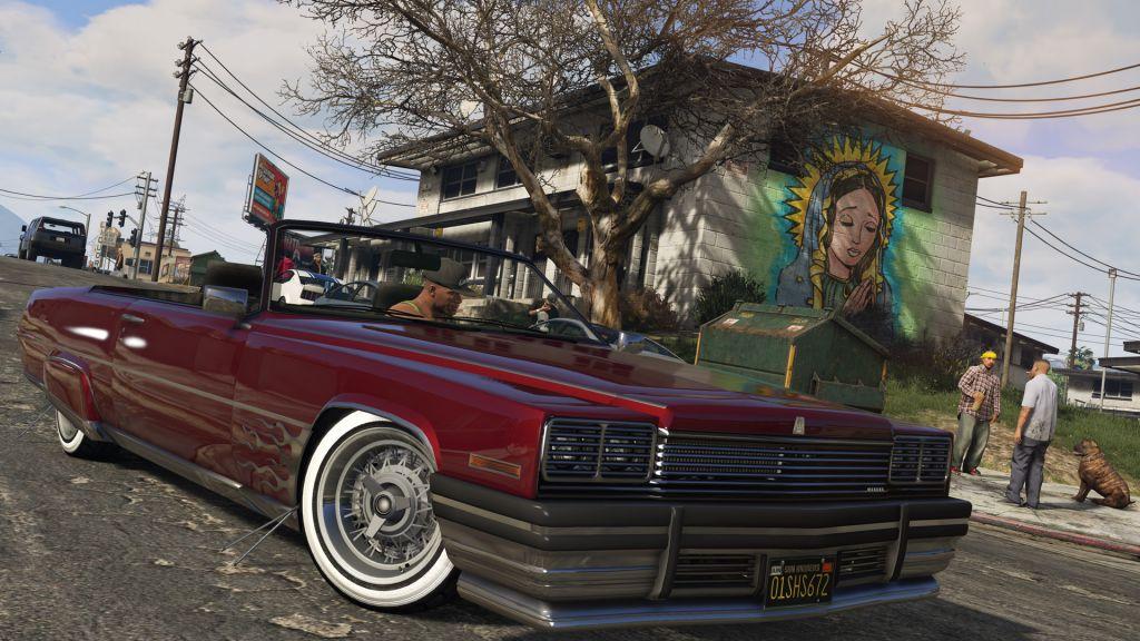 Grand Theft Auto V: Rockstar-Editor im Sommer auch für PS4 und Xbox ...