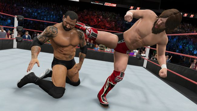 WWE 2K15 - Screenshots - Bild 2